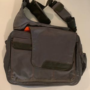 Great baby shower gift for a Dad Diaper Dude bag
